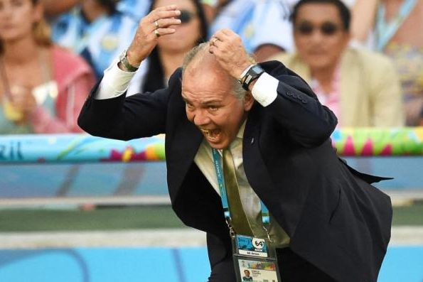 Hardly hit by the death of Maradona, Argentina's former coach rushed to the hospital.