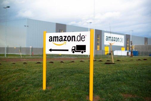 Amazon German warehouse workers will strike again