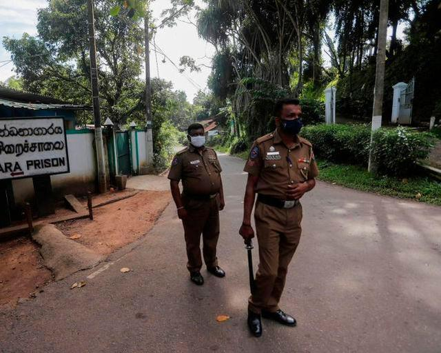 Sri Lanka's coronavirus epidemic triggered riots among prison inmates, killing at least 8 people and injuring more than 50 others.