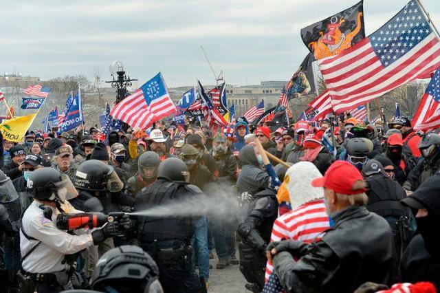 U.S. Senate to investigate failure of policing in clashes in Capitol